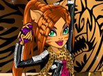 Tendências da Monster High Toralei
