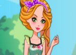 Look da Ever After High Ashlynn Ella