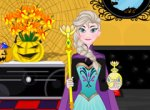 Quarto Halloween da Elsa